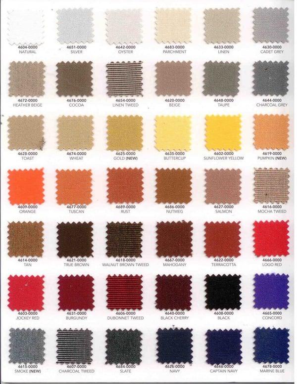 Sunbrella-Fabric-swatches