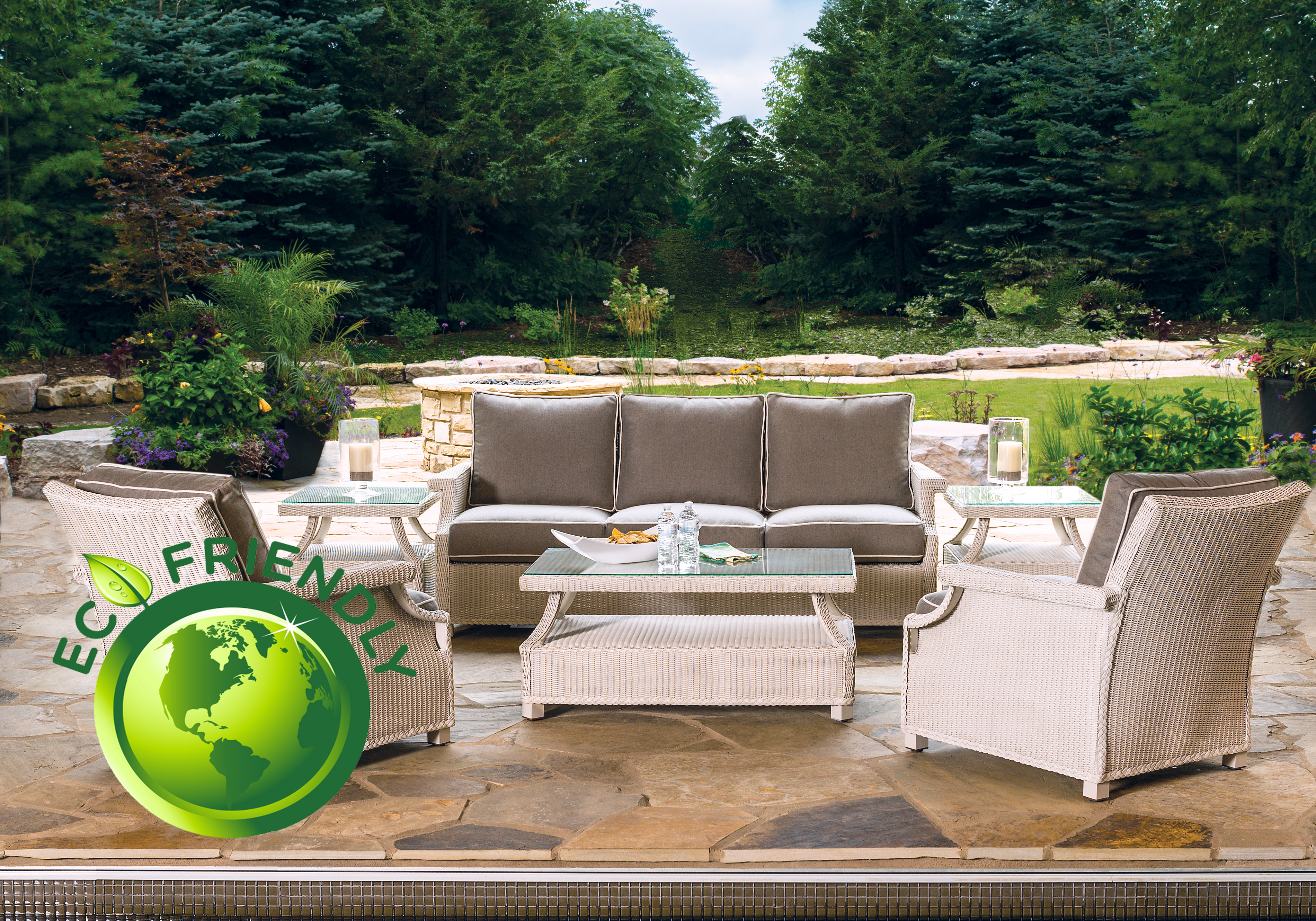 Lovely Eco Friendly Patio Furniture