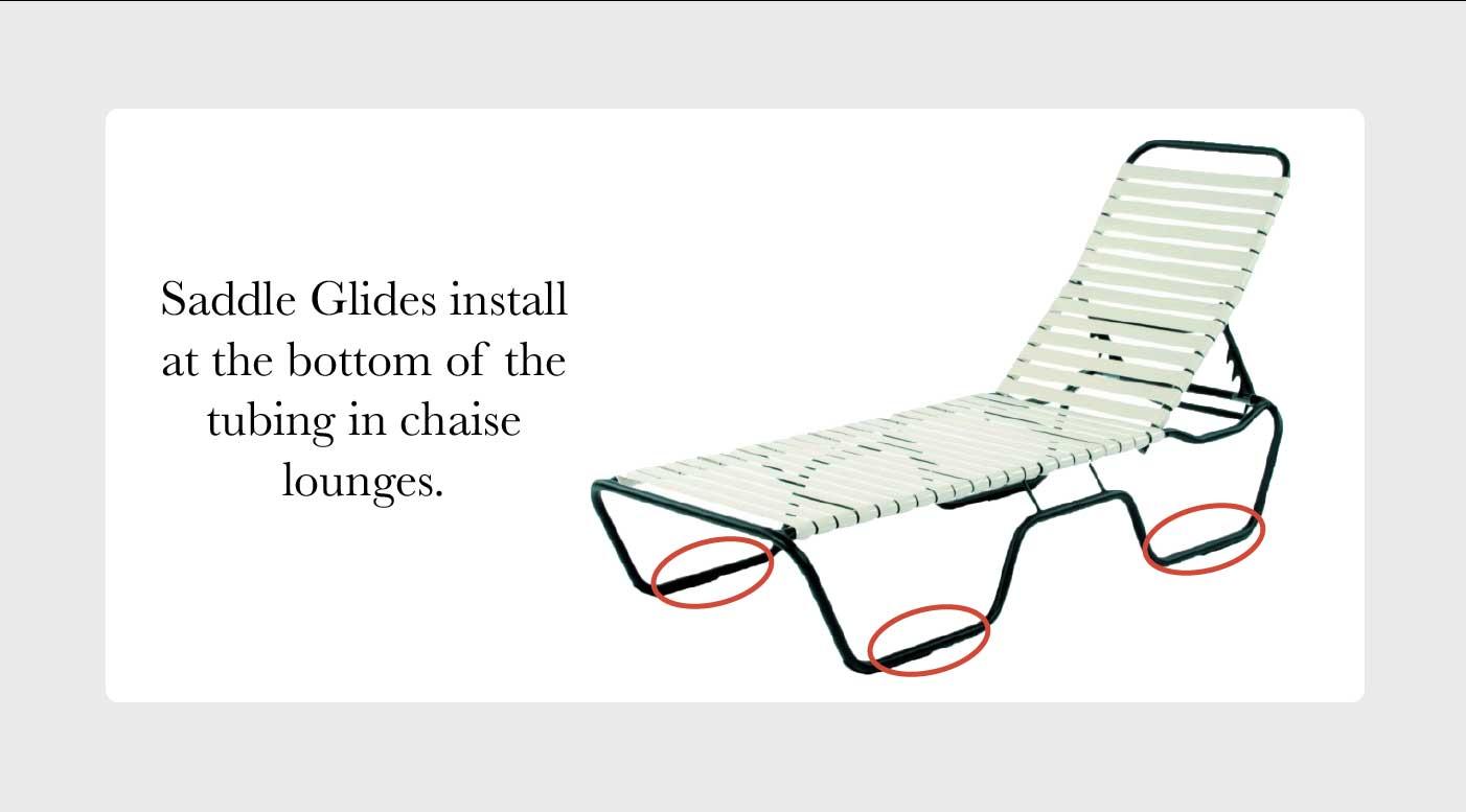 Saddle Glides Installed Part 55